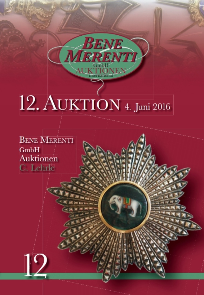 Catalog 12 auction