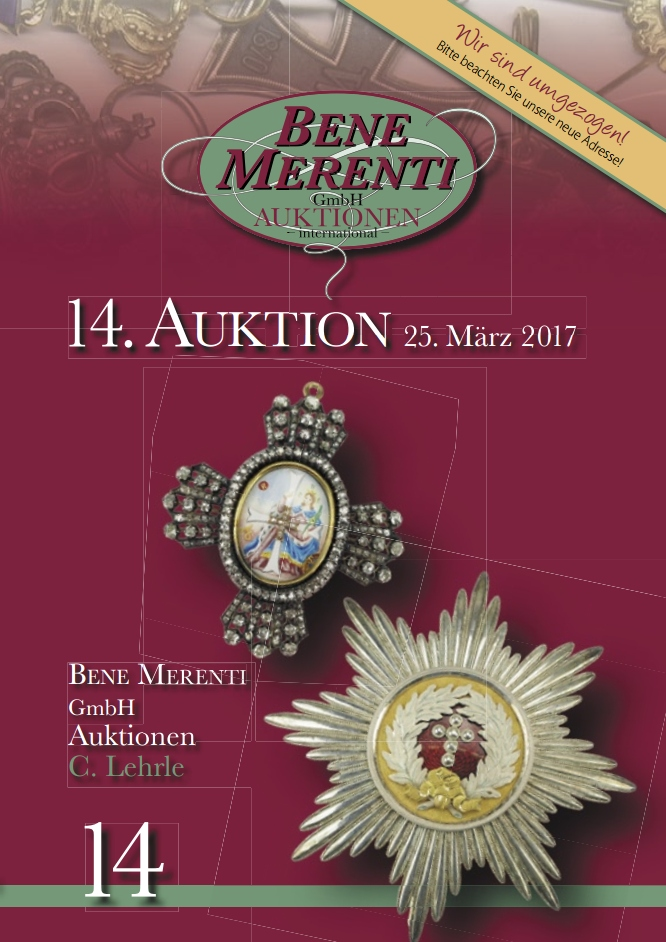 Catalog 14 auction