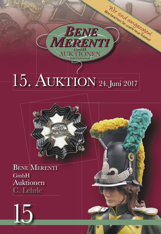 Catalog 15 auction