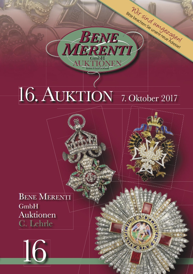 Catalog 16 auction
