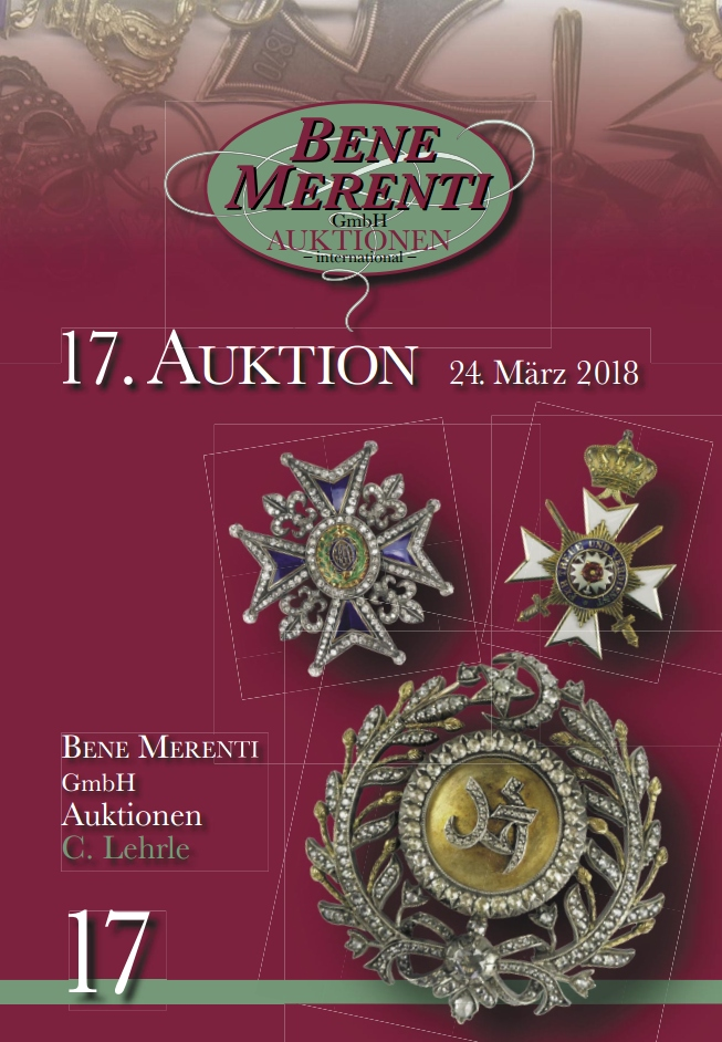 Catalog 17 auction