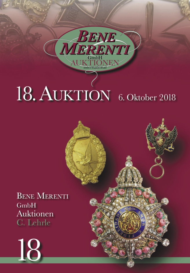Catalog 18 auction