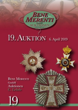 Catalog 19. Auction