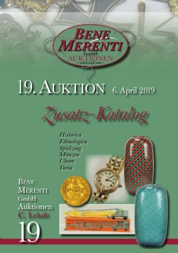 Additional Catalog 19. Auction