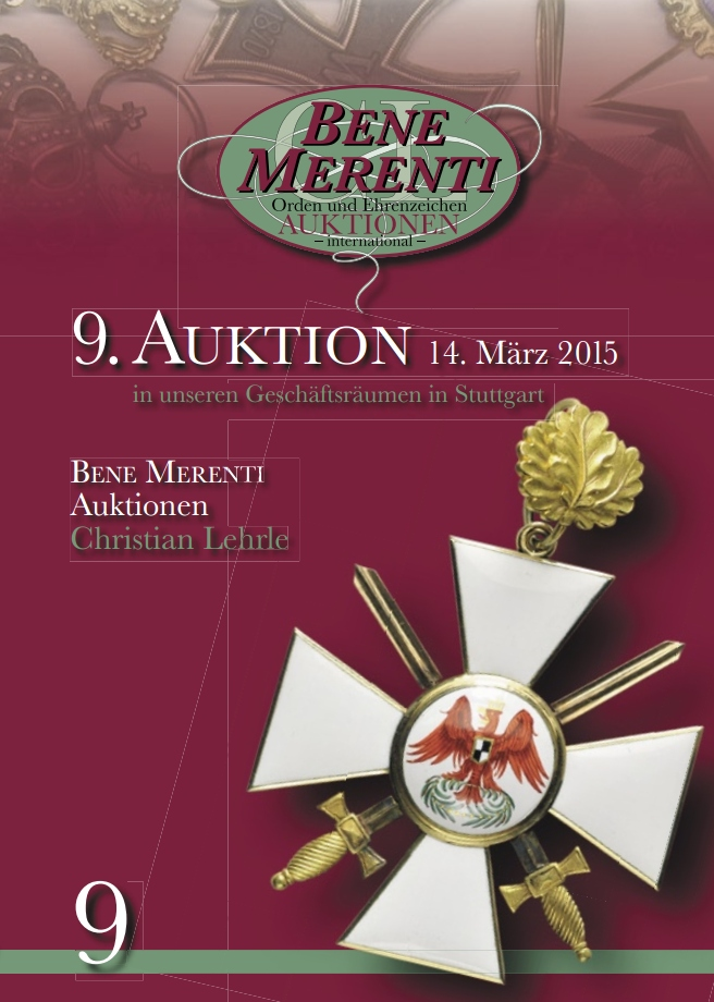 Catalog 9 auction